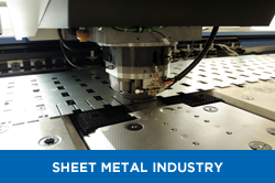 Nesting Software for sheet metal